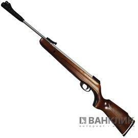 Пневматическая винтовка Magtech N2 wood chrome 10004700