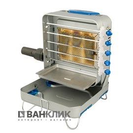 Газовая шашлычница Shashlik Rotario Grill (3138522060091)