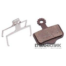 Дисковые тормозные колодки DS-44, semi metal, для Avid Elixir 14152