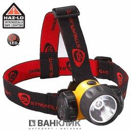 Фонарь Streamlight 3AA HAZ-LO Yellow 920157