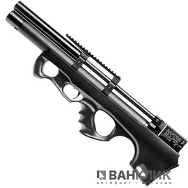 Пневматическая винтовка Raptor 3 Compact Plus, черный