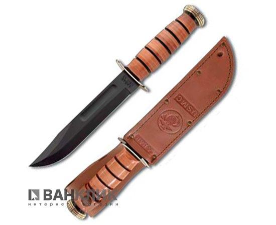 Нож Ka-Bar USMC presentation knife 1215