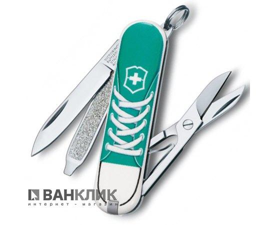 Нож Victorinox Classic LE 2012 Sneakers 0.6223.L1210