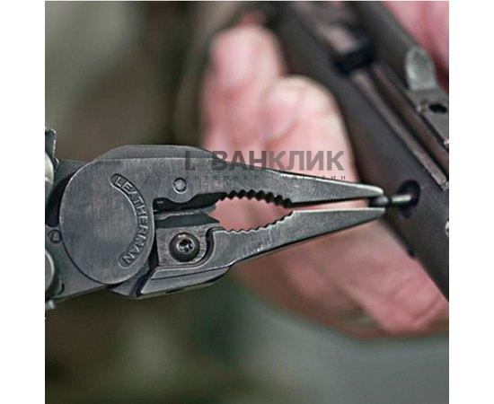 Мультитул Leatherman MUT - Black 850122N