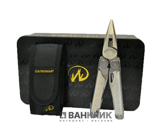 Мультитул Leatherman WAVE 830083-2