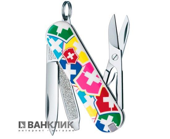 Нож Victorinox Сlassic-SD VX Colors 0.6223.841