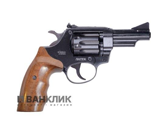 Револьвер под патрон Флобера Сафари (Safari) РФ - 431 орех