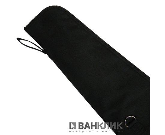 Чехол ружейный ЧТ-125 ДО (черный)