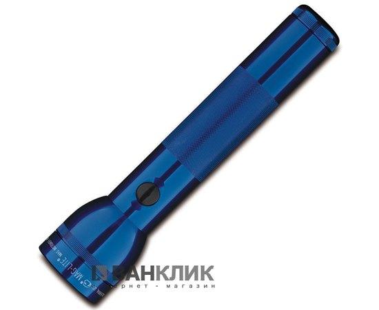 Фонарь Maglite 2D (темно-синий) в блистере (S2DFD6R)