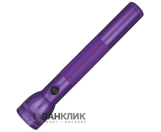 Фонарь Maglite 3D (пурпурный) в блистере (S3D986R)