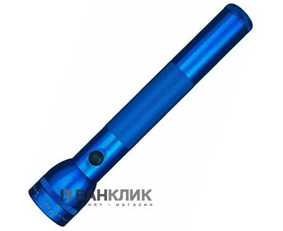Фонарь Maglite 3D (темно-синий) в картонной коробке (S3DFD5R)