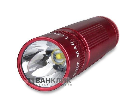 Фонарь Maglite XL50 (красный) (XL50-S3037Y)