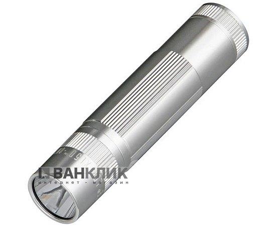 Фонарь Maglite XL50 (серебристый) (XL50-S3107Y)