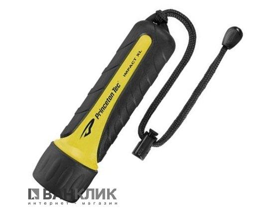Фонарь туристический ручной Impact XL LED желтый (795626007785)