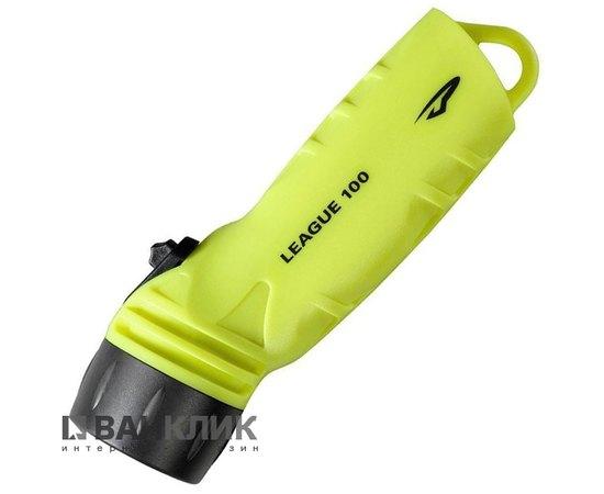 Фонарь туристический ручной League 100 LED желтый (795626019429)