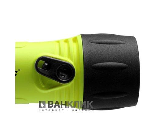 Фонарь туристический ручной Torrent LED желтый (795626014097)