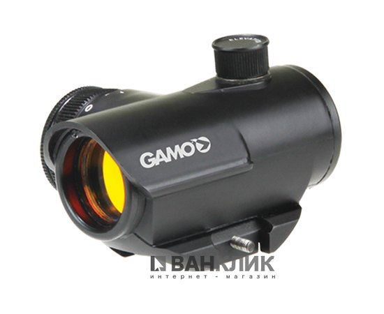 Коллиматорный прицел Gamo Red Dot 20mm RGB (62120RD20RGBSP-B)
