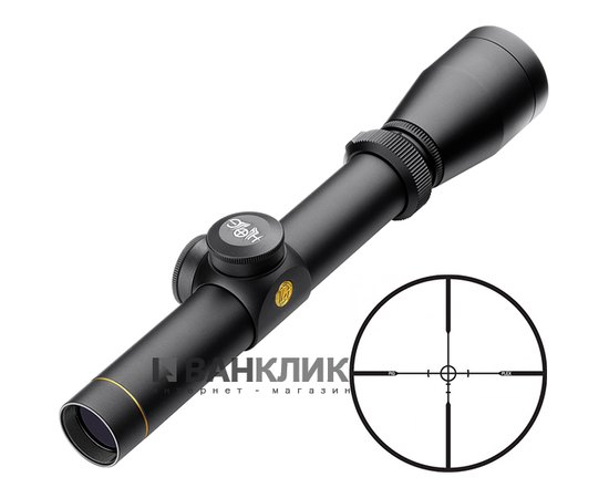 Прицел Leupold VX-1 1-4х20mm Matte Pig Plex 114933