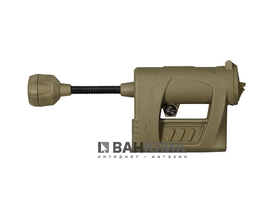 Фонарь тактический специальный Charge Pro MPLS оливковый/красный (795626018774)
