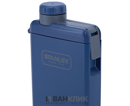 Фляга Stanley eCycle темно-синяя 0,21 л (6939236321655)