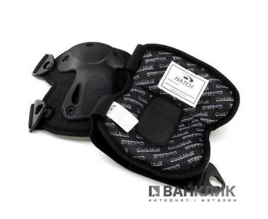 Комплект наколенники + налокотники X-TAK (черный)