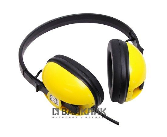 Наушники Headphones Excalibur Yellow
