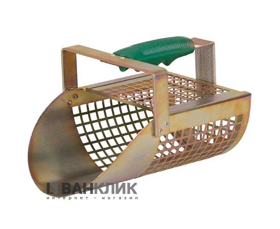 Металлический совок для просеивания Sand Scoop Metal Garrett