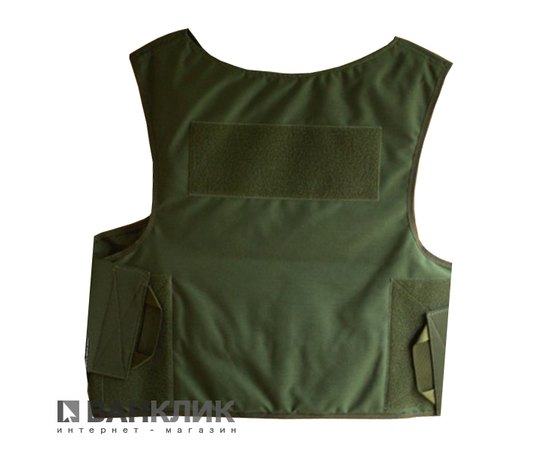 Жилет U.S.ARMOR Ranger 100 Medium (48-50) OD Green (без защиты) (F-500306RODG)