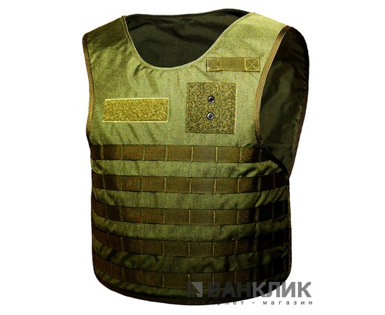 Жилет U.S.ARMOR USBP Ranger (Original) Medium (48-50) OD Green (F-500308RODG)