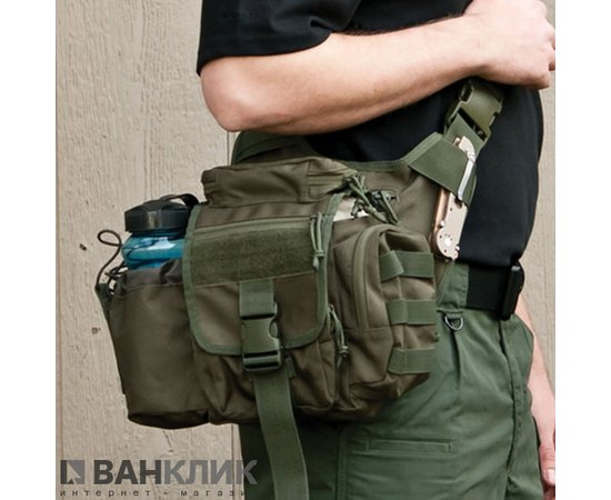 Сумка Red Rock Hipster Sling (Coyote) 922177