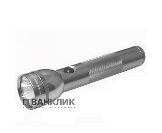 Фонарь Maglite LED 2D (серый) (ST2D096R)