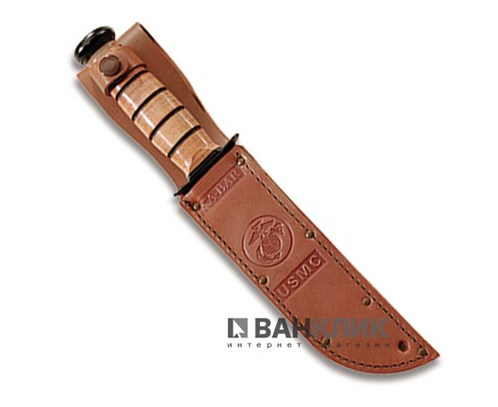 Нож Ka-Bar USMC Korean War 9106