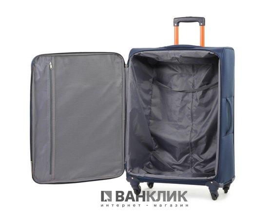Чемодан Members Hi-Lite (XL) Black 922609