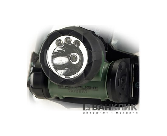 Фонарь Streamlight Trident Green 920893