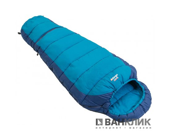 Спальный мешок Vango Wilderness Convertible/12°C/ River Blue