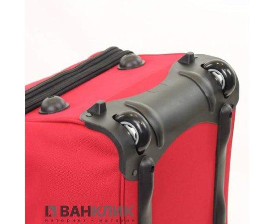 Сумка дорожная Members Expandable Wheelbag Large 88/106 Red