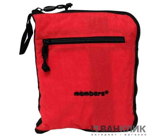 Сумка дорожная Members Holdall Ultra Lightweight Foldaway Large 71 Red