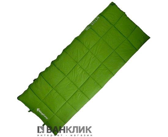 Спальный мешок KingCamp ACTIVE 250 R Green KS3103