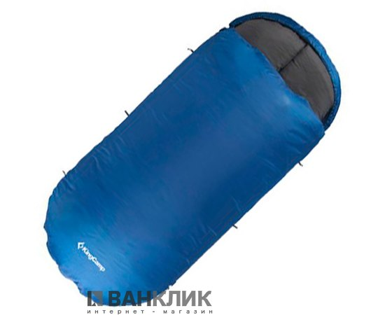 Спальный мешок KingCamp Freespace 250 L Blue KS3168