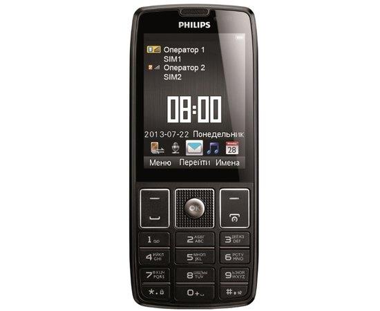 Криптофон на базе Philips Xenium X5500