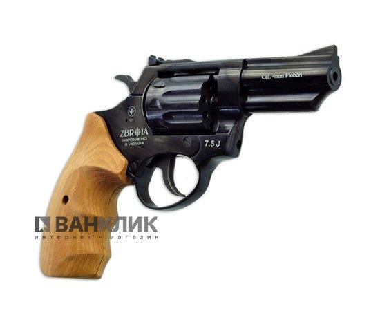 Револьвер под патрон Флобера Profi 3 бук
