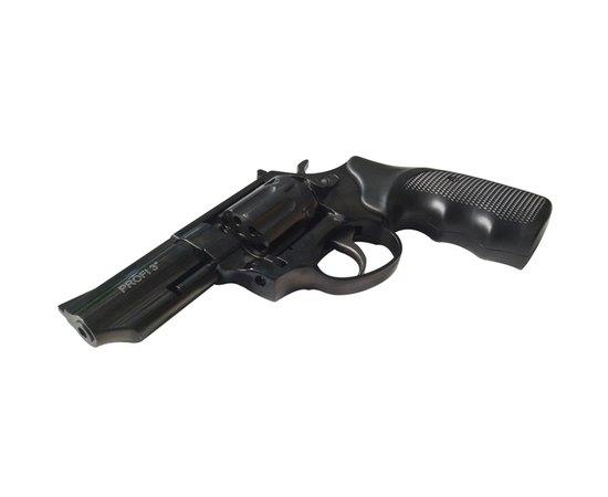 Револьвер под патрон Флобера Profi 3 пластик черный