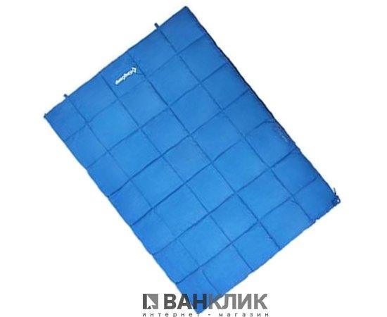 Спальный мешок KingCamp ACTIVE 250 DOUBLE R Blue KS3189