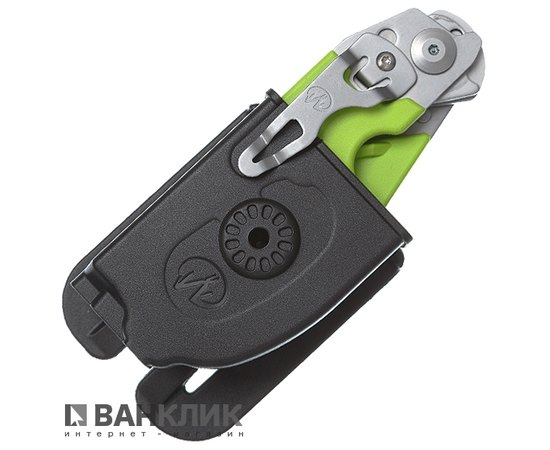 Мультитул Leatherman RAPTOR, зеленый 832332