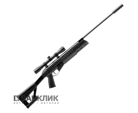 Пневматическая винтовка Crosman TR77 с оптическим прицелом (30001)