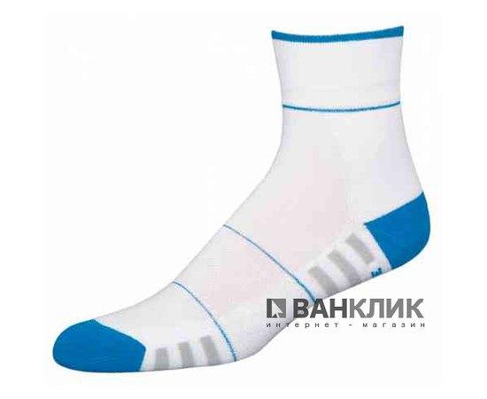 Носки InMove FITNESS DEODORANT  fd.white/blue.36–38
