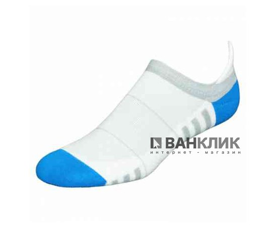 Носки InMove MINI FITNESS mf.white/blue.39–41
