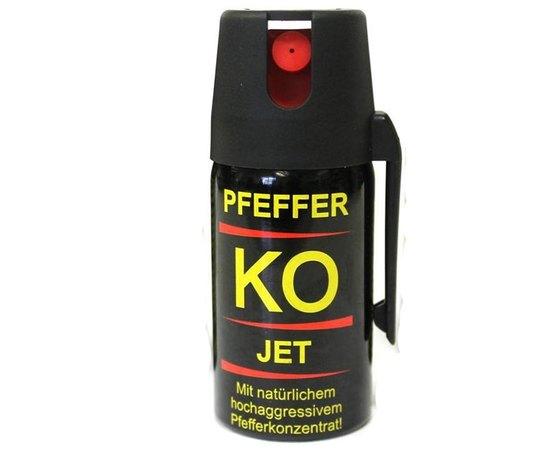 Газовый баллончик KO JET (40 мл)