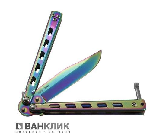Нож бабочка Grand Way 1046 T2