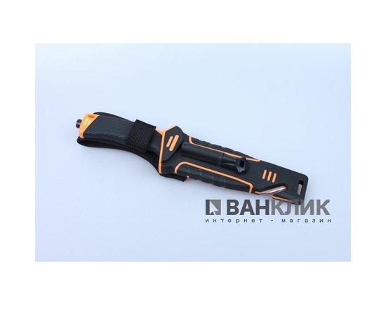 Нож Ganzo G8012 оранжевый G8012-OR